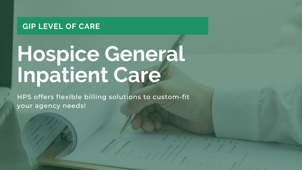 GIP Level of care