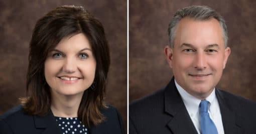 Melinda and Mark - HPS Founders